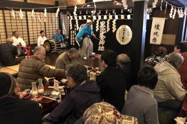 遠野ふるさと村で「どべっこ祭り」が開催されました