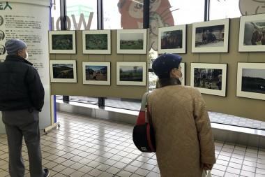 「岩手の馬パネル展」開催 <JR盛岡駅>