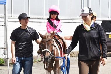 8/25 ポニーの乗馬体験&撮影会