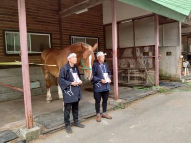 チャグチャグ馬コ共同馬主プロジェクト2021が行われます