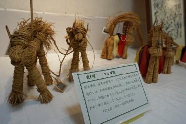 農業科学博物館企画展「馬と農民」