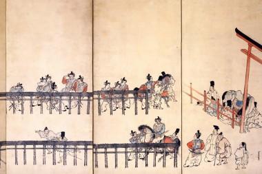 701年(大宝元年)日本の競馬発祥